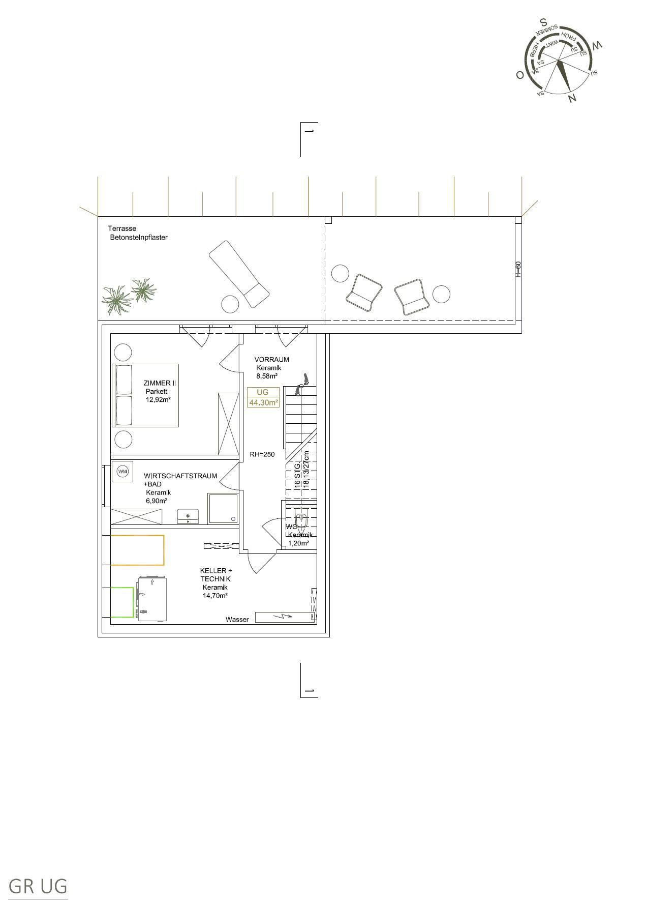 Steinbergstraße Premstatten Familienhaus SIBau Provisionfrei Graz